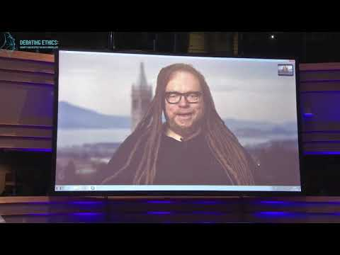 40th International Conference of Data Protection and Privacy Commissioners - Jaron Lanier