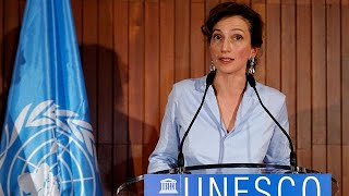 Former French Culture Minister is chosen as candidate to head UNESCO