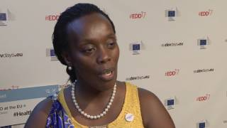 EDD17 - Buzz - Diane Gashumba - Reducing health inequalities