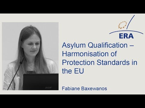 Asylum Qualification – Harmonisation of Protection Standards in the EU