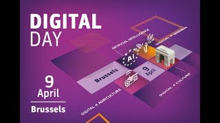 Digital Day 2019 Press Conference