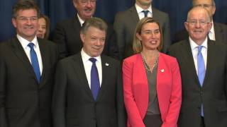 EU and Colombia sign the establishment of the EU Trust Fund for Peace (version EN)