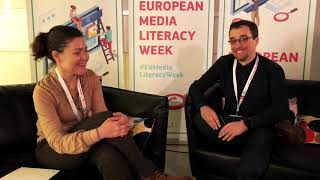 Media Literacy Week 2019 - Interview with Pavel Pavlov