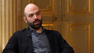 ''The UK is the most corrupt country in the world,'' anti-mafia journalists Saviano claims