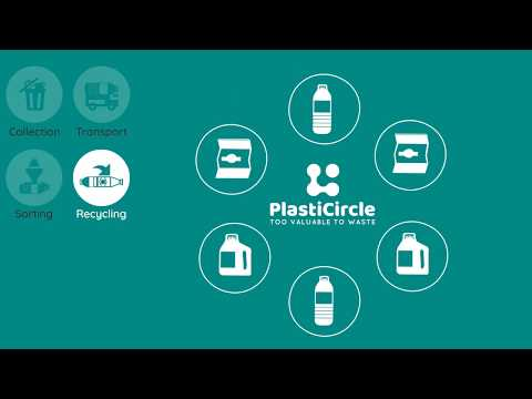 PlastiCircle - too valuable to waste