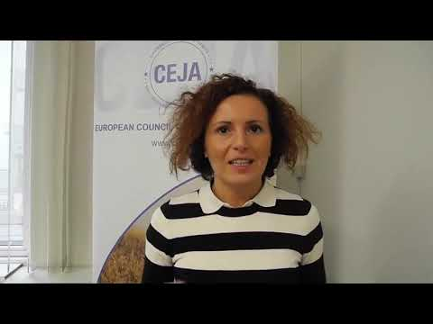 Part 1: What does CEJA mean to you?