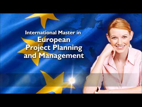 Master European Project Planning and Management