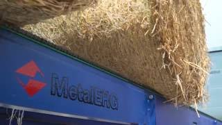 Bio-Eco-Matic - Transforming low-cost straw into high-value heating