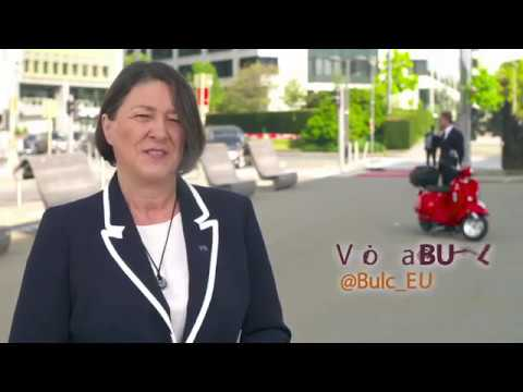 Video message by Commissioner Violeta Bulc for EUROPEAN MOBILITY WEEK 2017