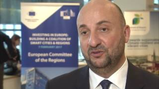 Etienne Schneider - Investing in smart cities & regions