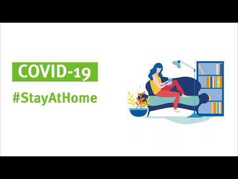 Stay at home! | #COVID19