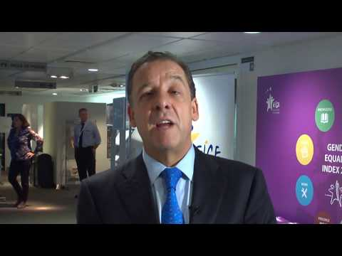 Xavier Prats Monné on the Gender Equality Index