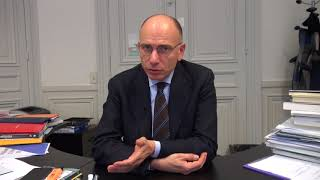 Enrico Letta Address to the election of Luca Jahier as EESC President