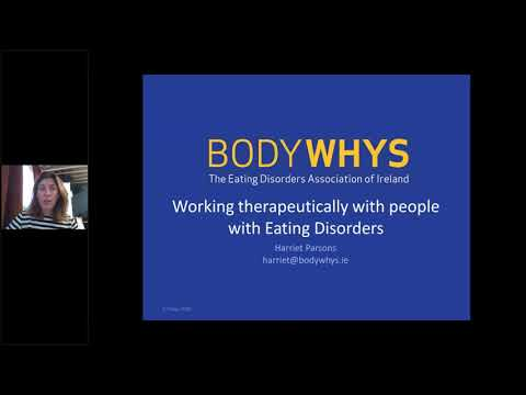 Eating Disorders, Anxiety, Stress & Covid19