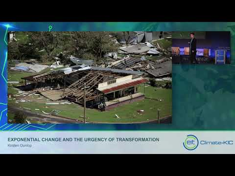 MissionFinance: Exponential change and the urgency of transformation