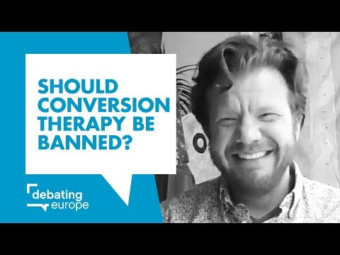 Should conversion therapy be banned? - Cianán Russell