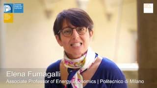 Elena Fumagalli | Regulating Quality of Service for Distribution Utilities