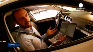 Look, no hands! the self-driving car on the road to reality - Futuris