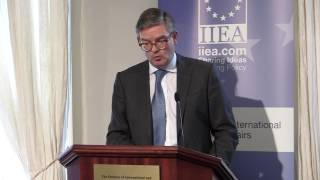 Sir Julian King - Delivering a Security Union: Making European Citizens Safer