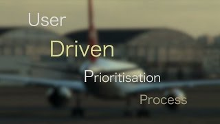Paving the way to cost efficiency: the User Driven Prioritisation Process (UDPP)