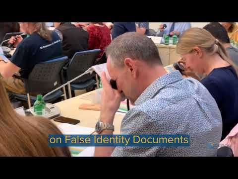 False Identity Documents training 3/4/2019 CEPOL HQ