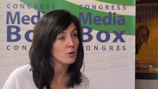 interview with Alkistis GIOGIOU on the occasion of the Congress Session
