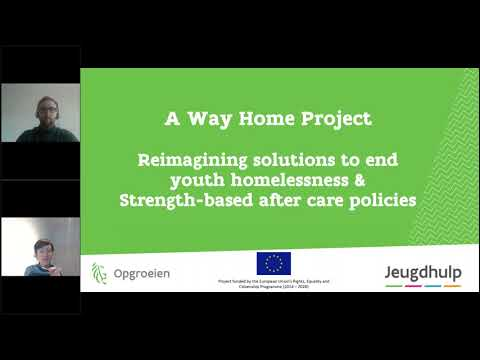Coalition Building to End Youth Homelessness