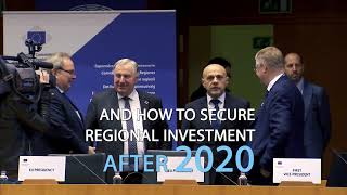 European Committee of the Regions - 127th Plenary Session – Highlights