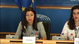 Presentation to the European Parliament of the ECA background paper on migrant integration