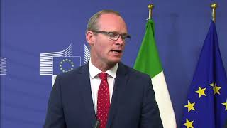 #Brexit: 'UK leaving the EU could have an extraordinarily negative impact on Ireland' Coveney