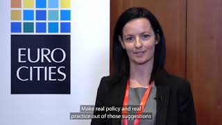 Grainne Kelly, head of international relations, Dublin