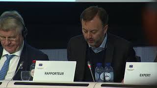 François Decoster – 126th plenary session – European Committee of the Regions