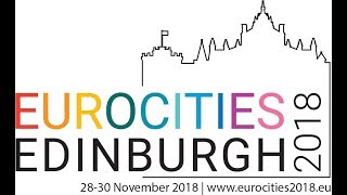 Young people from Europe's biggest cities - EUROCITIES 2018 Edinburgh