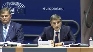 Joint Parliamentary Scrutiny Group on Europol (JPSG) - Giovanni Buttarelli