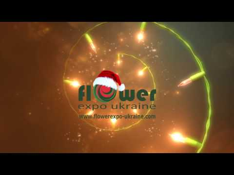 Merry Christmas from Flower Expo Ukraine!