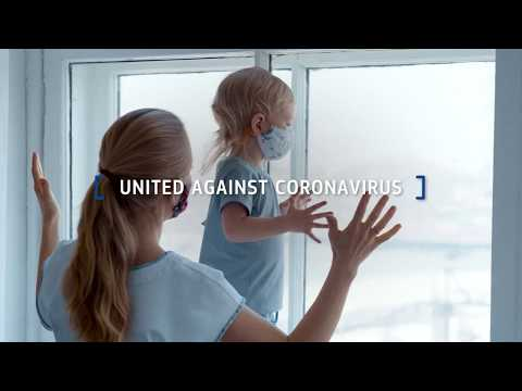 EU Research and Innovation: United against Coronavirus