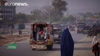 Aid Zone: The long road to Afghanistan