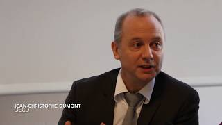 The Future of migration in Europe - Jean Christophe Dumont