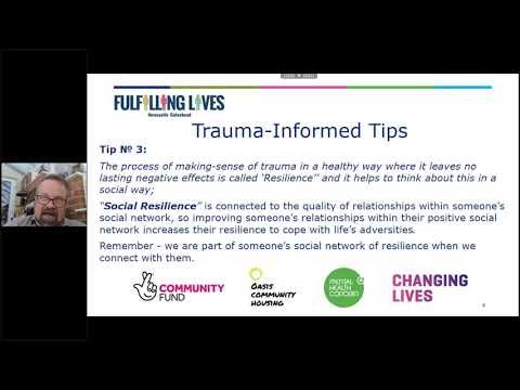 Trauma Informed Tips During Covid19