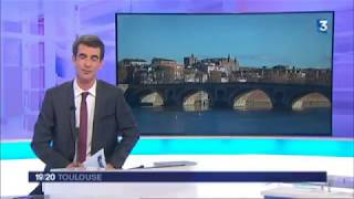 EUROCITIES Mobility forum meeting - Toulouse France 3 coverage