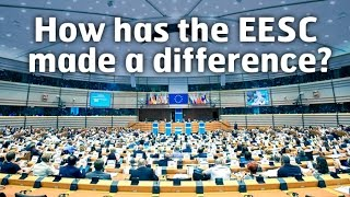 The voice of European Civil Society – The EESC working for you