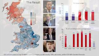 Prof. Matthew Goodwin - Why Britain Voted to Leave the EU and what it Means