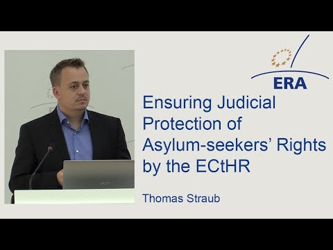 Ensuring Judicial Protection of Asylum-seekers' Rights by the ECtHR