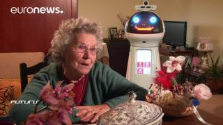 How robots can enhance the lives of Europe's elderly citizens - Futuris