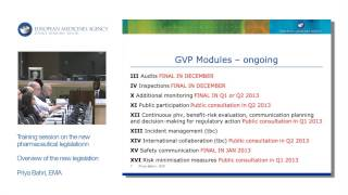 1.3 What is Good Pharmacovigilance Practice (GVP)