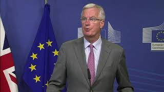 #Brexit: 'Looking forward to delving into the heart of the matter' Barnier
