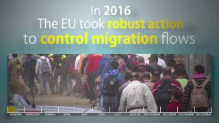2016: the year the EU regained control over illegal migration flows