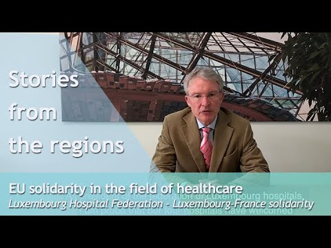Stories from the regions - EU solidarity in the field of healthcare: Luxembourg-France