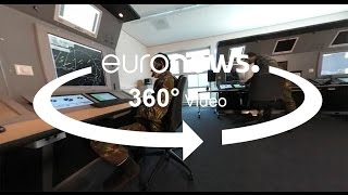 A 360 degree visit to the control towers that manage European air traffic