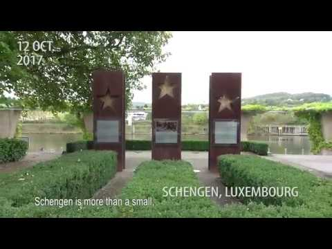 Statement of Commissioner Dimitris Avramopoulos at the occasion of his visit to Schengen, Luxembourg